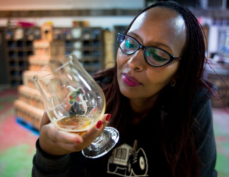 "According to Fina, ""The brewery is going to employ mainly women and it will impact also the women in rural area who are less fortunate. This is also an opportunity to empower young ladies by showing them that women can be brewers and do other technical skills like our brothers."""
