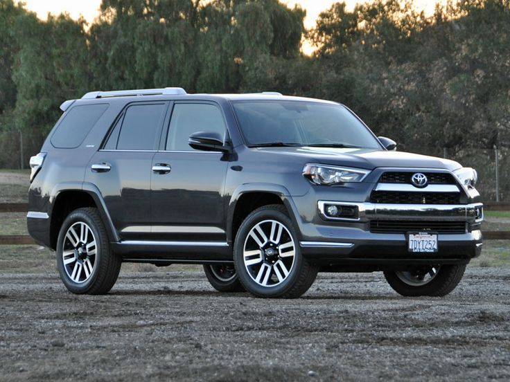 2014 Toyota 4Runner Limited http://www.driveclassictoyota.com/2014-Toyota-4Runner-Cleveland.php/index.html?make=Toyota&model=4Runner