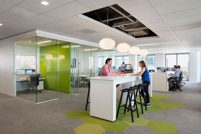 Nello Wall Systems. Demountable Partitions. Glass office walls. Modern design