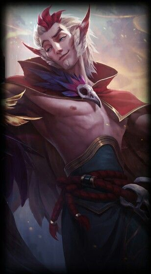 Rakan, the Charmer- League of Legends