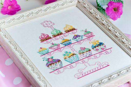 Мини-пирожные / Cupcakes - Вечерние посиделки