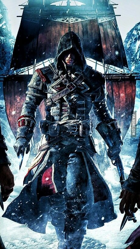 I have a fascination with assassins. :D