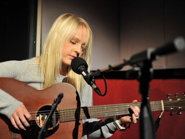 Laura Marling  by Martin Guitar Company, via Flickr