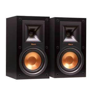 4. Klipsch R-15M Bookshelf Speakers