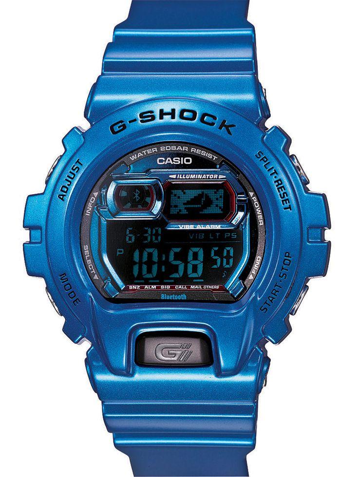Casio G-Shock GB-X6900B-2 Bluetooth Watch