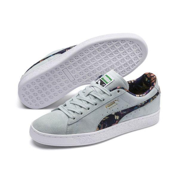 Suede Garden Sneakers   PUMA US