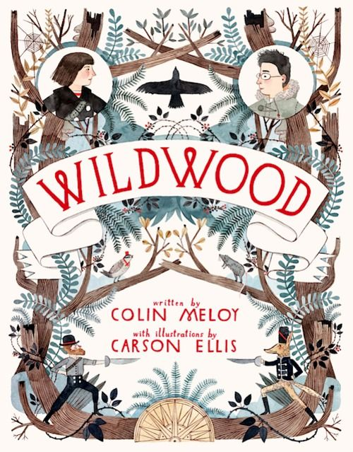 The soon-to-be-released children's book written by Colin Meloy of The Decemberists & illustrated by his wife Carson Ellis.