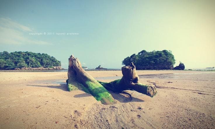 Kondang Merak Beach Malang Jawa Timur Indonesia