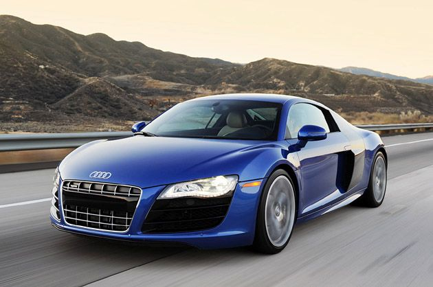 Audi R8...May I?  Thanks...