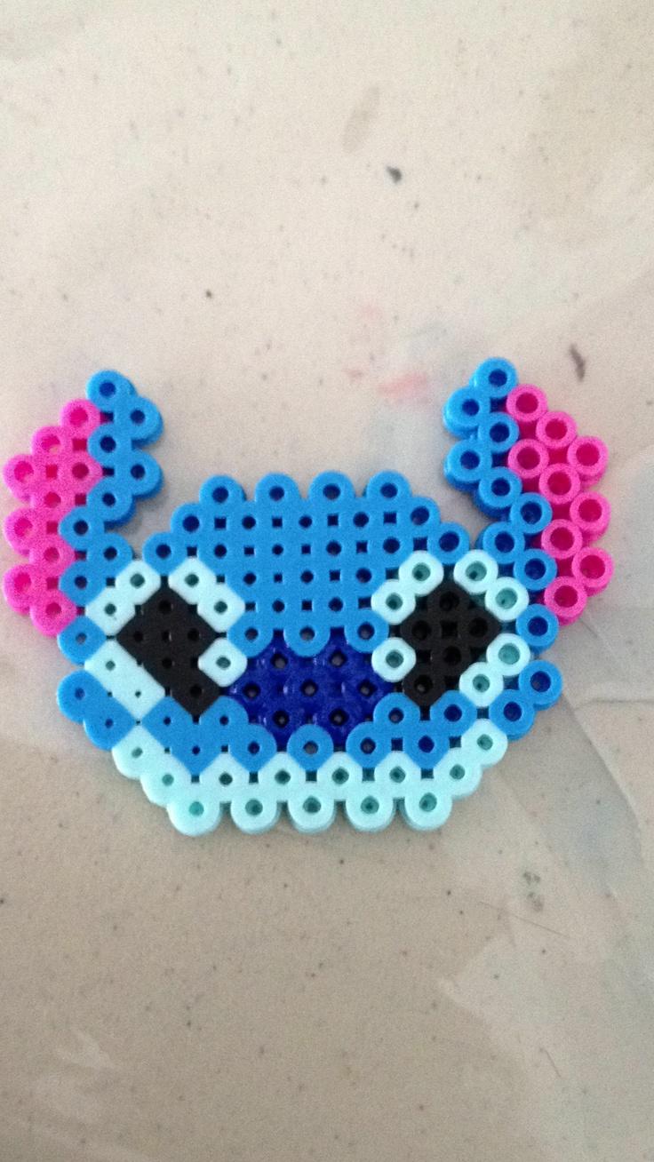 perler bead stitch perler