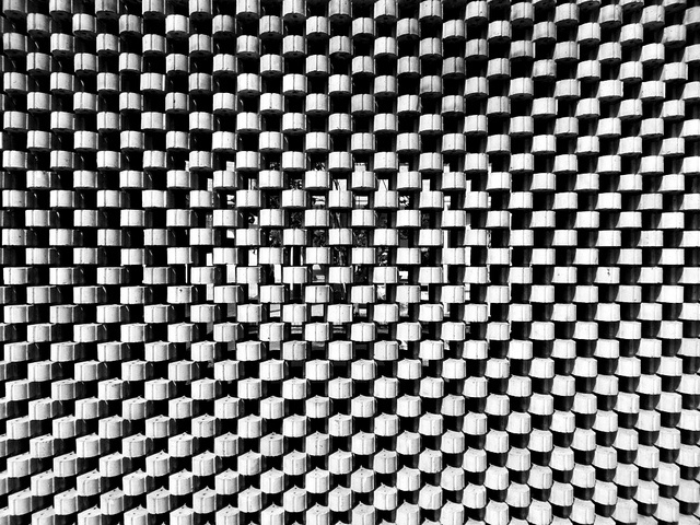 Brick Screen Detail / Rogelio Salmona
