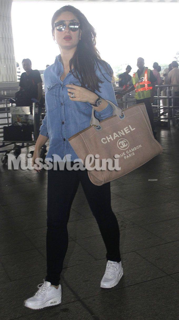 We Are Already Loving Kareena Kapoors Maternity Style!