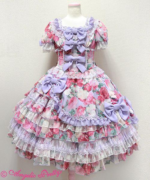 Vestido kawaii de loli :3