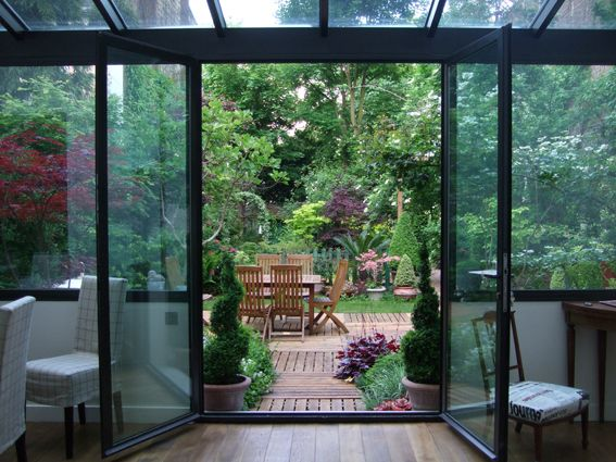 The Greenhouse Has Been Designed With Large Glass Panels To Maximize The  Garden (which Remains Green Even In Winter To More Constant), In Any Case  Of The ...
