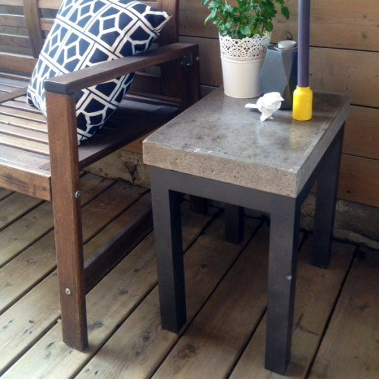 Turn A Concrete Slab Or Patio Stone Into A Stunning