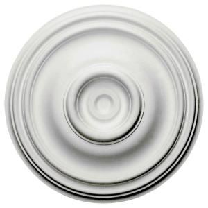 Ekena Millwork, 14-3/4 in. Traditional Ceiling Medallion, CM14TR at The Home Depot - Mobile