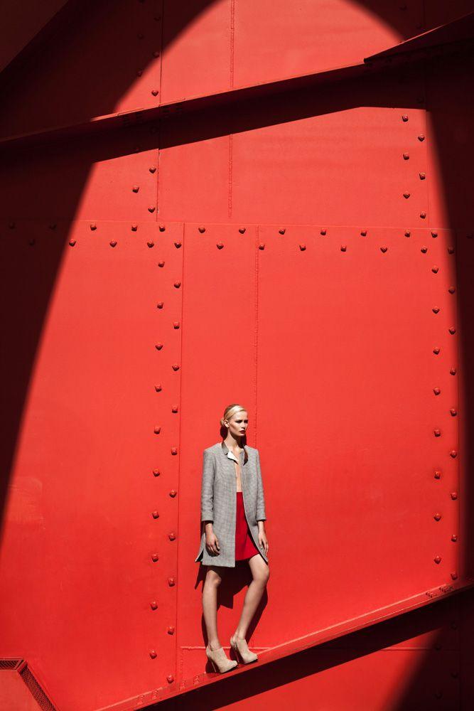Postindustrial - Fashion Magazine Fall 2012