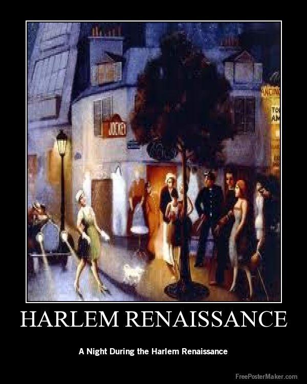 Essays during the harlem renaissance