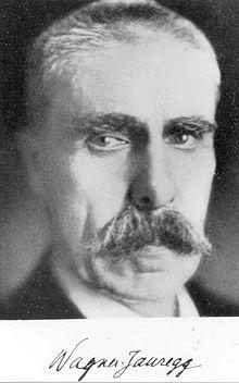 Julius Wagner-Jauregg (7 March 1857 – 27 September 1940) was an Austrian physician and 1927 Nobel Laureate.