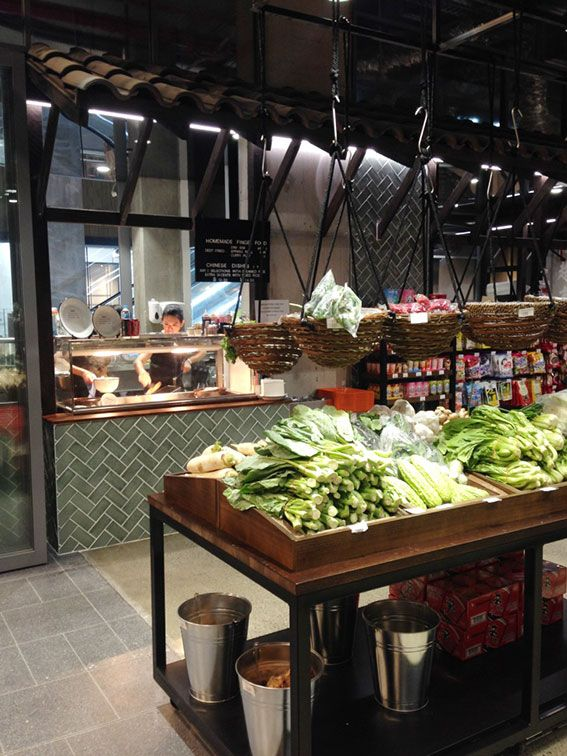Ming Mei Asian Supermarket Robina Grocery Store Design Restaurant Interior Design Supermarket Design