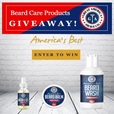 End Date: 03/31/2018; Eligibility: US ENTER TO #WIN BEST BEARD BUNDLE GIVEAWAY.