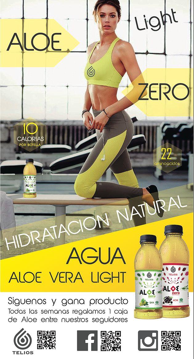 Telios Nutrition Group | Aloe Zero LifeStyle