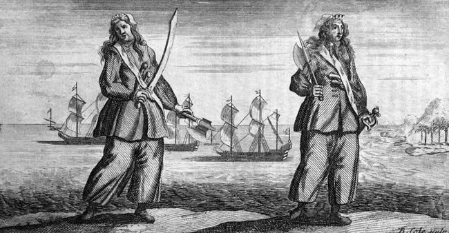 13 Facts About Grace O'Malley, The Most Badass Lady Pirate You've Never Heard Of
