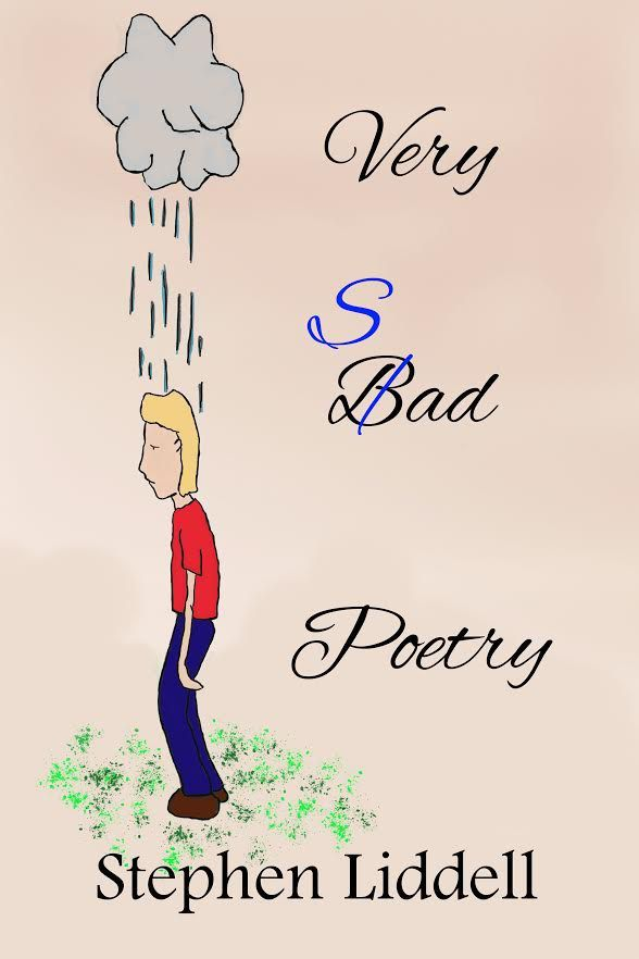 My new book of 50 poems.  Very Sad Poetry deals with deep sadness, depression, loneliness , loss, death and separation.