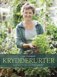 KRYDDERURTER - THE HERB-LOVERS BIBLE