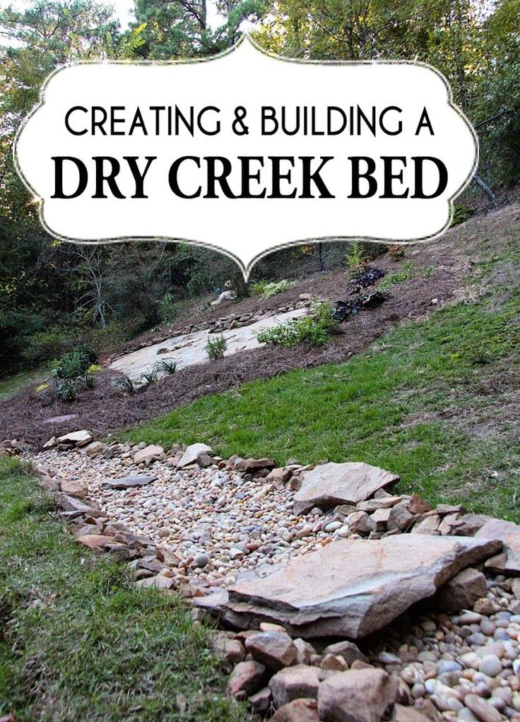 Drainage Ideas For Backyard backyard water drainage outdoor furniture design and ideas A Dry Creek Bed For Beauty And Drainage