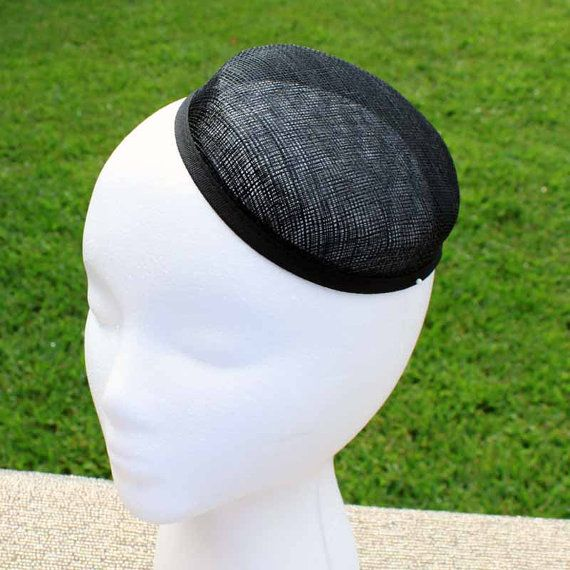 how to make a pillbox hat with buckram