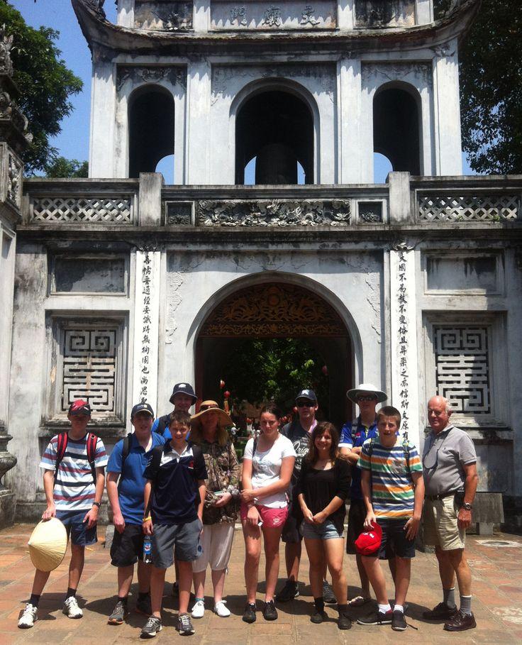 #HaNoi #VietnamSchoolTours