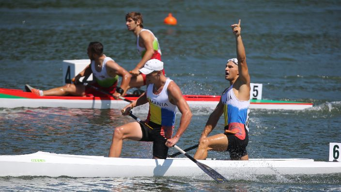 Three medals for Romania at the Junior Canoe Sprint World Championships - News in English -    Radio România Actualităţi Online