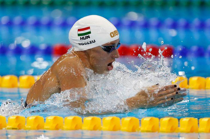 Hosszu, Katinka - Natación - Hungary - 200m combinado individual femenino - OAS…