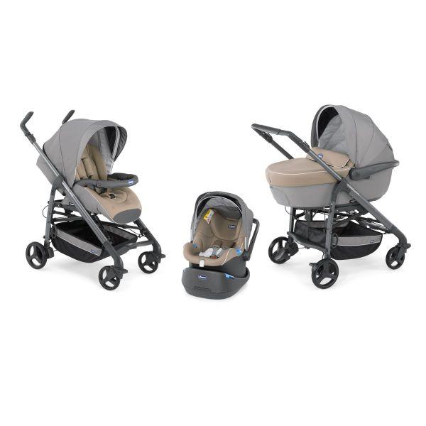 Wózki trój funkcyjne dla dzieci