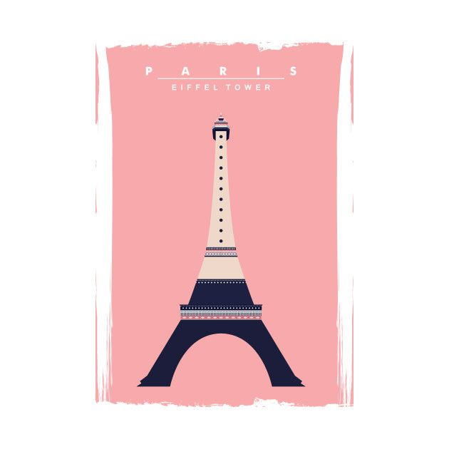 Check out this awesome 'Eiffel+Tower' design on @TeePublic!