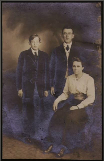 Friday's Faces From the Past: Cora Bell Beavers #genealogy #familyhistory