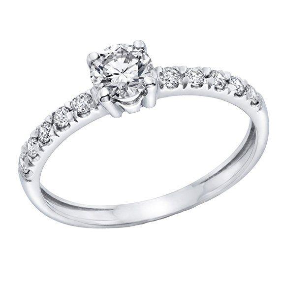 Weißgold ring verlobung  Die besten 25+ Ehering klassisch Ideen nur auf Pinterest | Ring ...