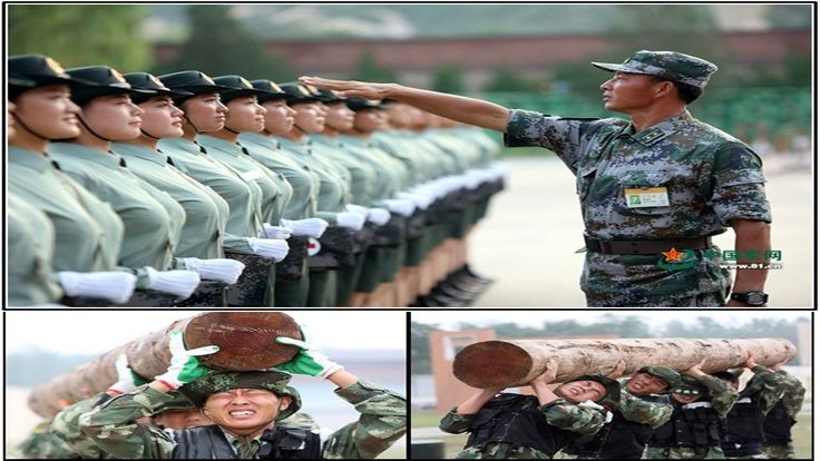 Little Fact :  Chinese Special Forces Worst Nightmare For US Army
