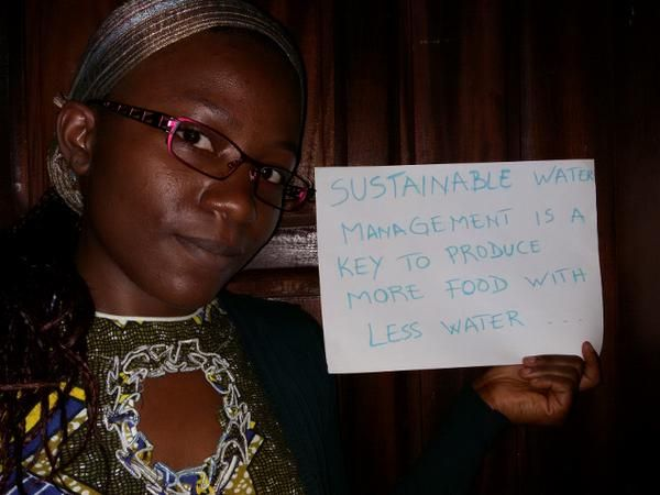 Innovations needed 2 feed more pple in water stress context @YPARD #youthinagselfie #WorldWaterDay #WATERIS @UN_Water