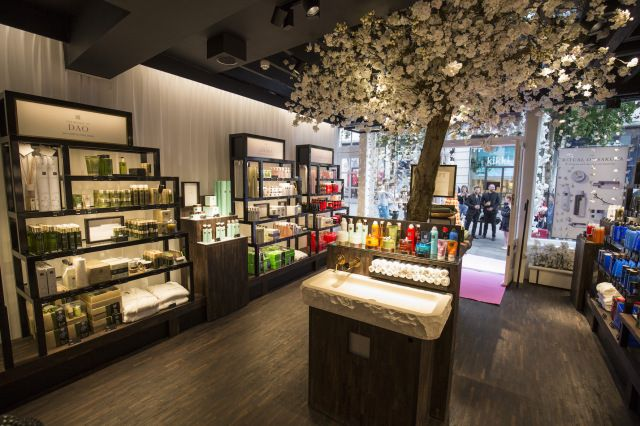 Rituals Cosmetics Opens First London Flagship
