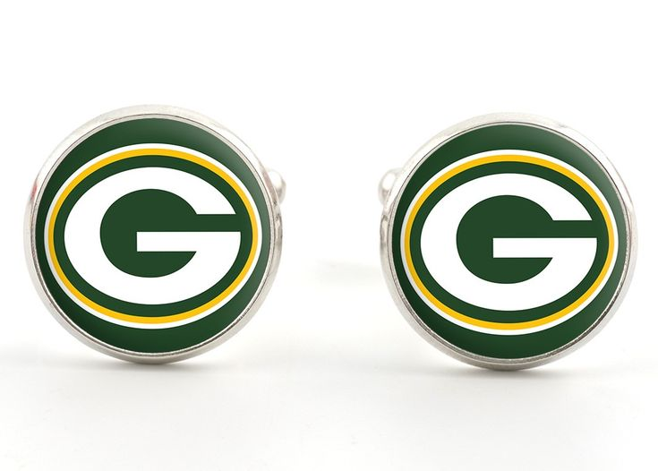 Greenbay Packers Cufflinks