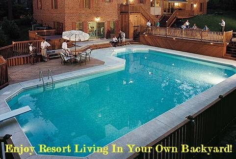 Best 25 swimming pool sales ideas on pinterest dream for Inground swimming pools sale
