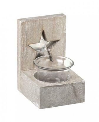 Eigen Interiors - Parlane Wooden Mirror Star Tealight Holder, £5.95 (http://www.eigeninteriors.co.uk/parlane-wooden-mirror-star-tealight-holder/)