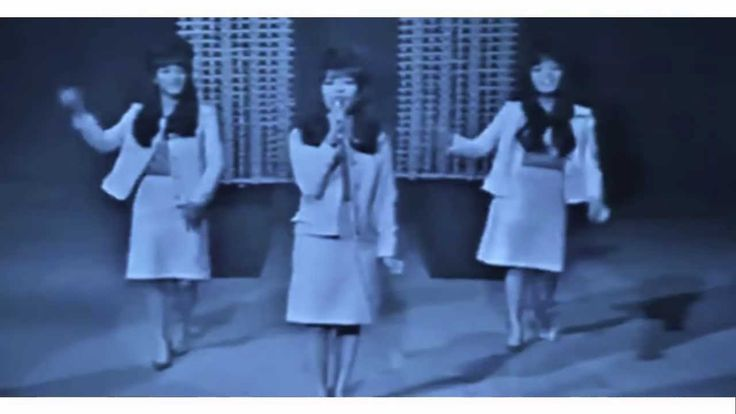 The Ronettes  /  BE MY BABY / August 10:  Happy Birthday Victoria Bennett!!