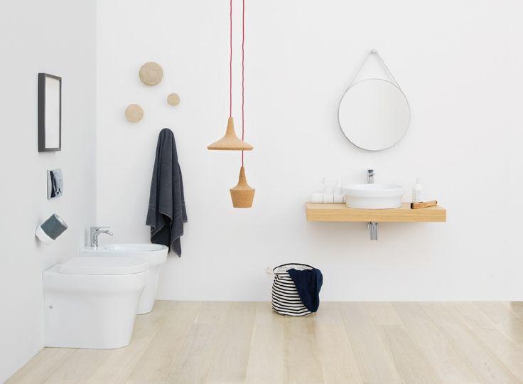 POP, design Meneghello Paolelli Associati. #TheArtceram #bathroom #furniture #sanitaryware #washbasins