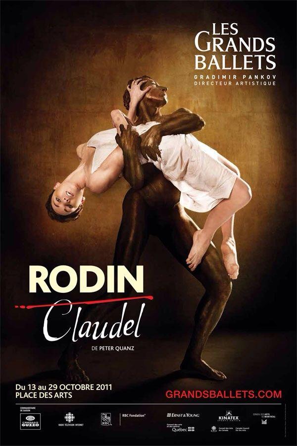 Rodin Claudel - Peter Quanz