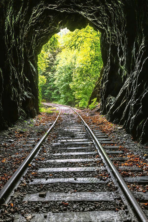 Rails To Infinity Source Flickr Com Blur Photo Background Photo Background Images Best Background Images