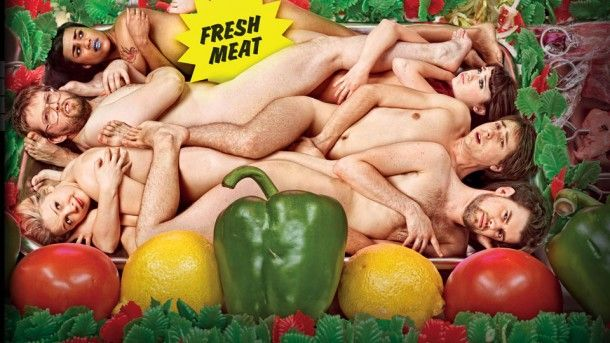 Fresh Meat - http://cdn.whatculture.com/wp-content/uploads/2011/09/fresh_meat_ffffff-610x343.jpg
