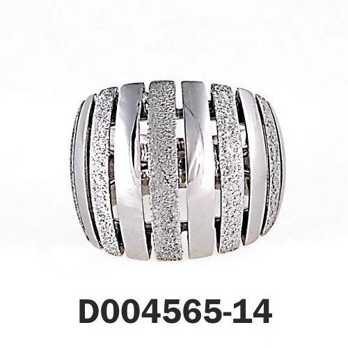 Ring White Gola 14k